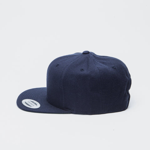 Yupoong The Classic Snapback Navy
