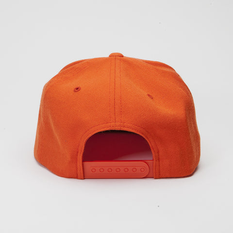 Yupoong The Classic Snapback Orange