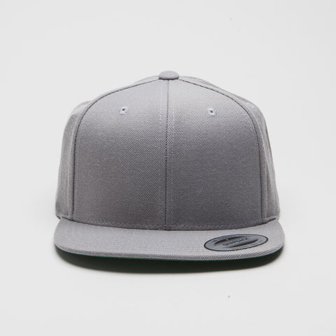 Yupoon The Classic Snapback Silver
