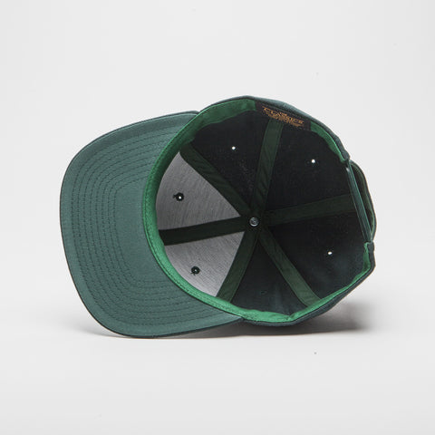 Yupoong The Classic Snapback Spruce