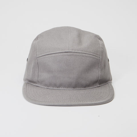 Yupoong Classic Jockey Cap 5 Panel Grey
