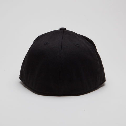Yupoong Flexfit Fitted Black