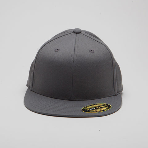 Yupoong Flexfit Fitted Dark Grey