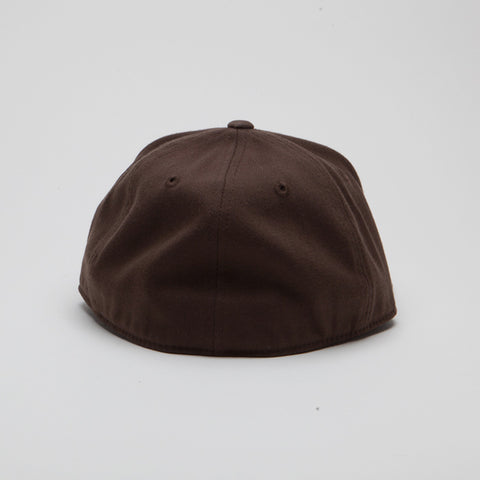 Yupoong Flexfit Fitted Brown