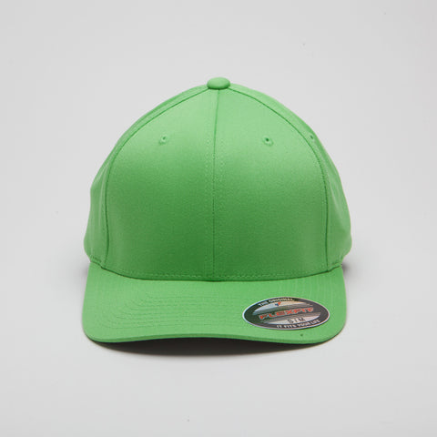 Yupoong Flexfit Curved Fresh Green