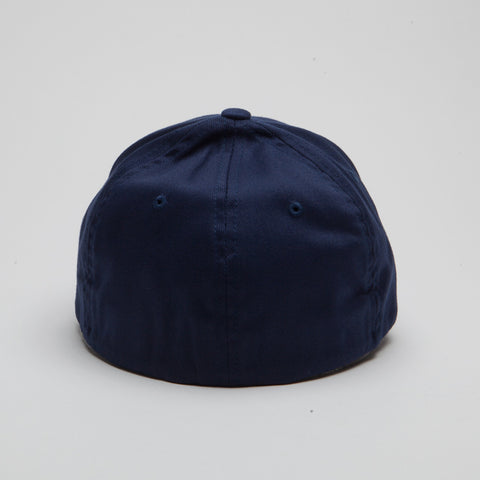 Yupoong Flexfit Curved Navy