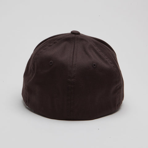 Yupoong Flexfit Curved Brown
