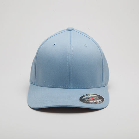 Yupoong Flexfit Curved California Blue