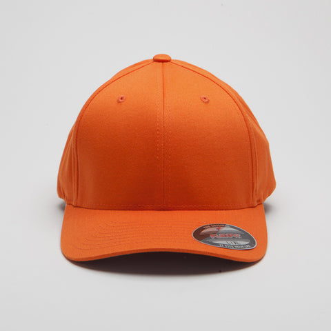 Yupoong Flexfit Curved Orange