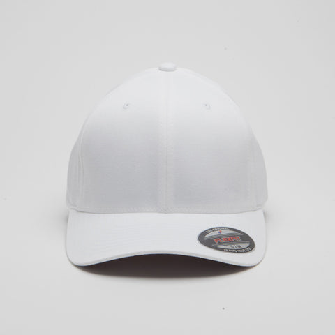 Yupoong Flexfit Curved White
