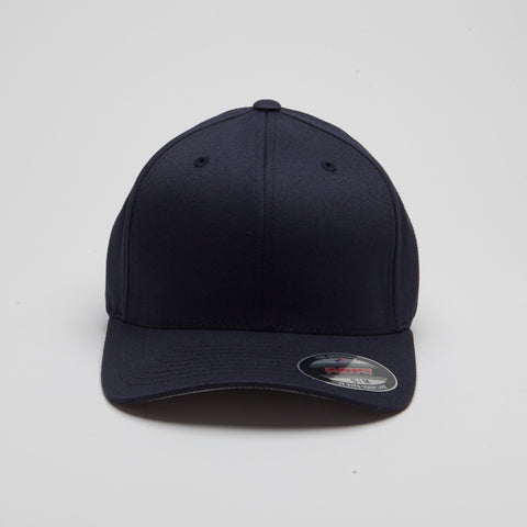 Yupoong Flexfit Curved Dark Navy