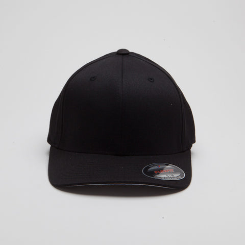 Yupoong Flexfit Curved Black