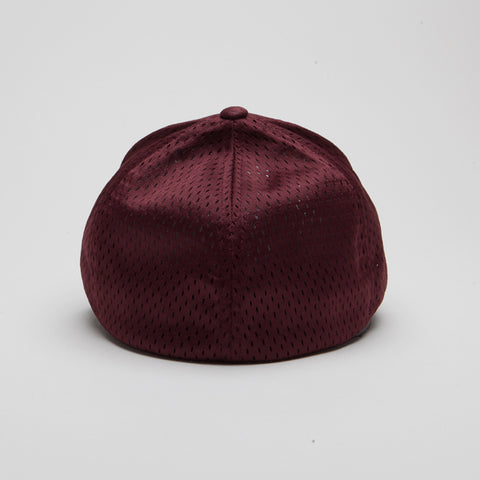 Flexfit Athletic Mesh Maroon