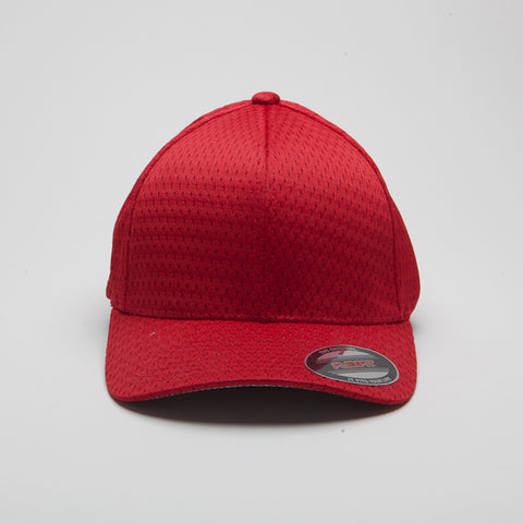 Flexfit Athletic Mesh Red