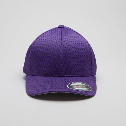 Flexfit Athletic Mesh Purple