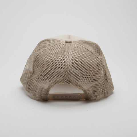 Polyester Foam Front Five Panel Khaki