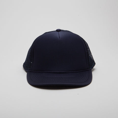 Polyester Foam Front Five Panel Navy