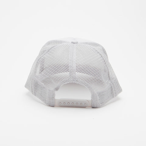 Polyester Foam Front Five Panel White