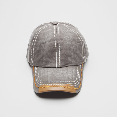 Khaki Washing Jean Hat