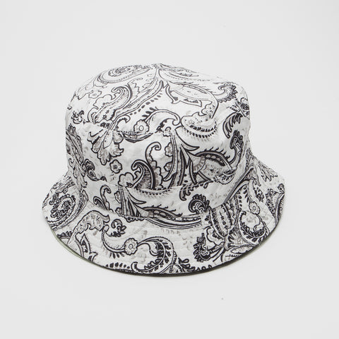 Paisley Bucket Hat 1
