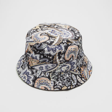 Paisley Bucket Hat 2