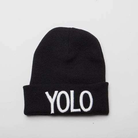 "YOLO ""You Only Live Once"""