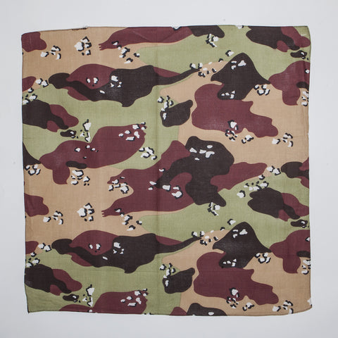 Desert Army Bandanas (Dozen Packed)