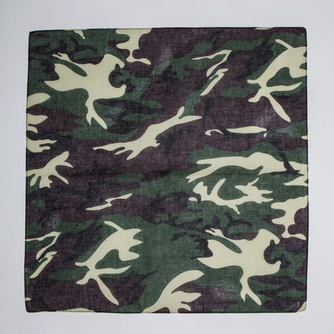 Army Bandanas (Dozen Packed)