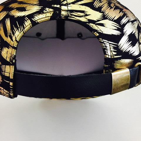 Suede Snapback LEOPARD 3