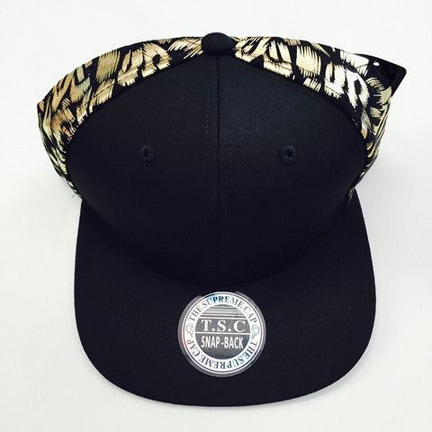 Suede Snapback LEOPARD 4