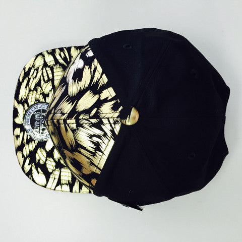 Suede Snapback LEOPARD 5