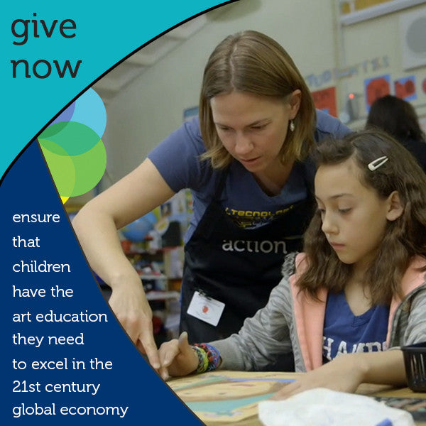 Support Art Education in Our Schools