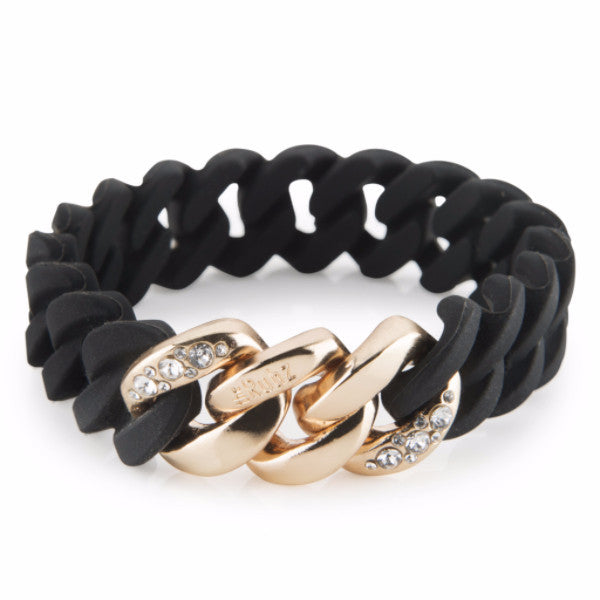 CRYSTAL ClassicMINI - Black & Soft Gold, The Rubz