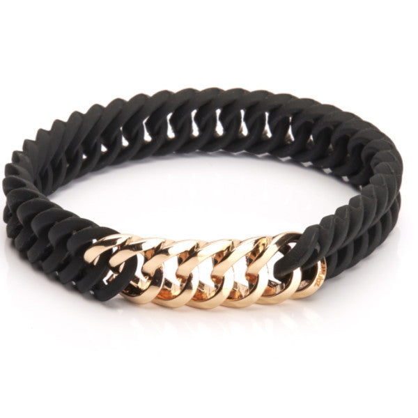 CircleNano Black & Soft Gold