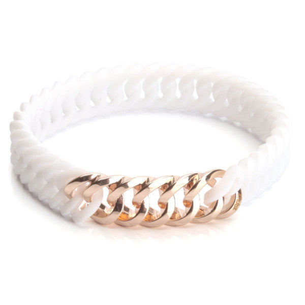 CircleNano White & Rose Gold
