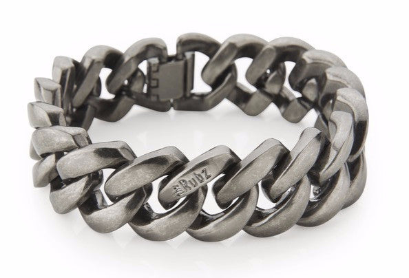 Mens ClassicMetal - Antique Silver