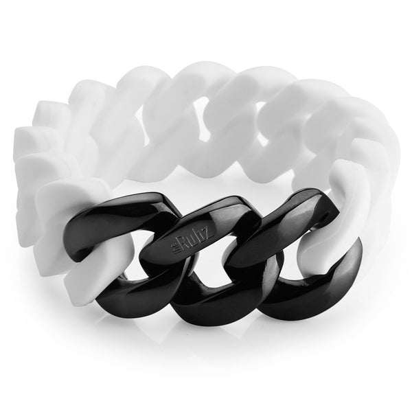 Classic20mm - White & Black, The Rubz