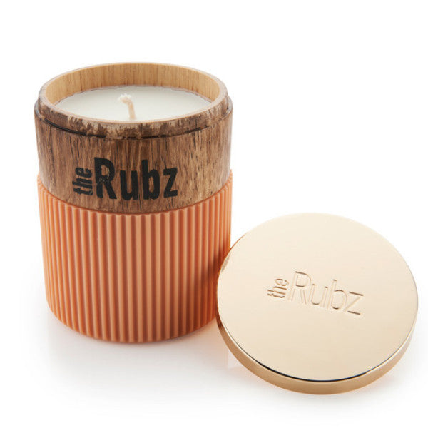 Soy Candle - Rose, The Rubz
