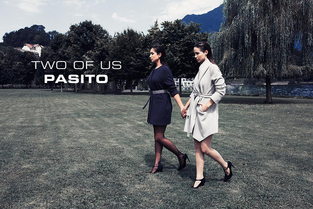 PASITO - TWO OF US – Fotoshooting zur Herbst-/Winterkollektion 2015