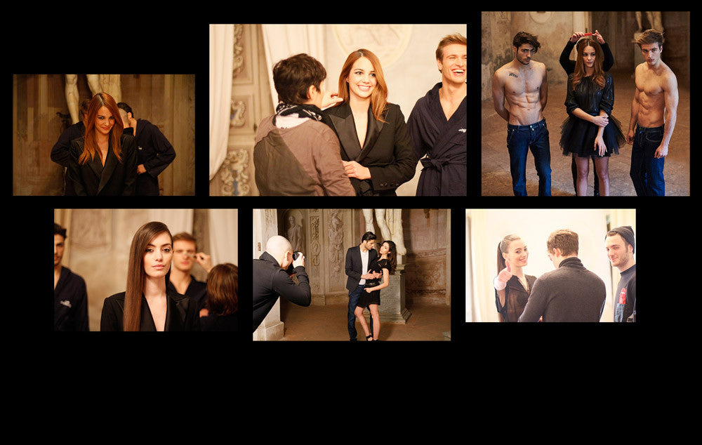 Dolce Vita by Pasito - Behind the Scenes