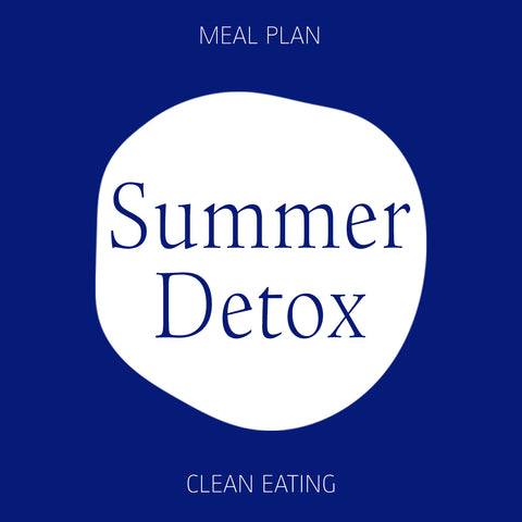 Summer Detox Meal Plan