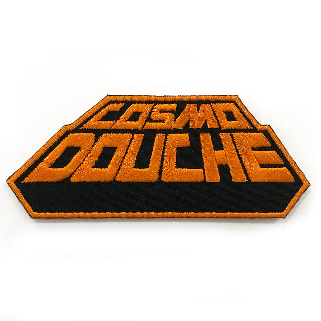COSMO DOUCHE Iron-On Patch