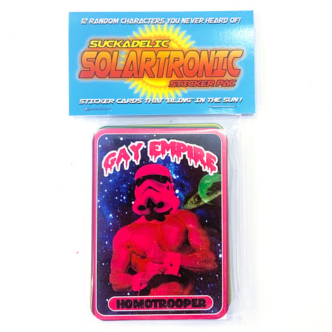 SOLARTRONIC STICKER PACK