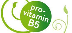 Benefits of Pro Vitamin B5