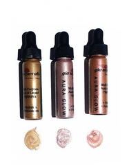Highlighter Glow Drops with organic ingredients