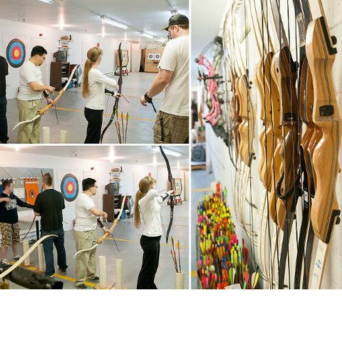 Archery School - Group Lessons - Adults
