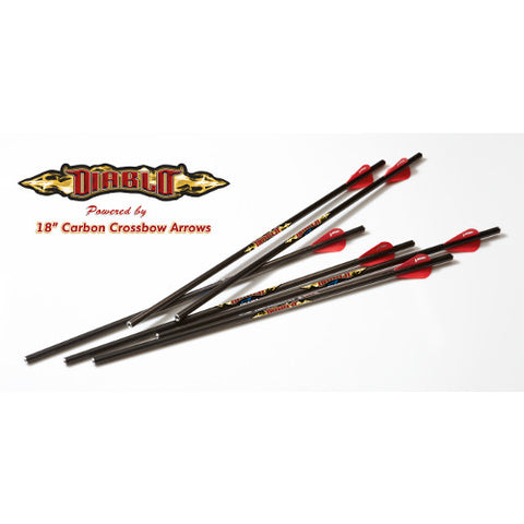 Excalibur Diablo Bolts - Arrows
