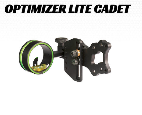 Optimizer Lite Cadet Bow Sight