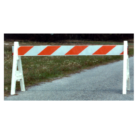 Instant A-Frame Barricade- Frame Only - U.S. Signs and Safety