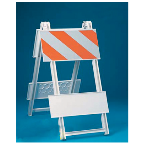 Plastic Barricade - U.S. Signs and Safety - 1